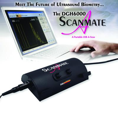 DGH 6000 Scanmate A