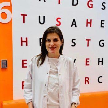 Sef Lucrari Dr. Ruxandra Parvulescu
