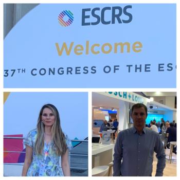 ESCRS - Paris 2019
